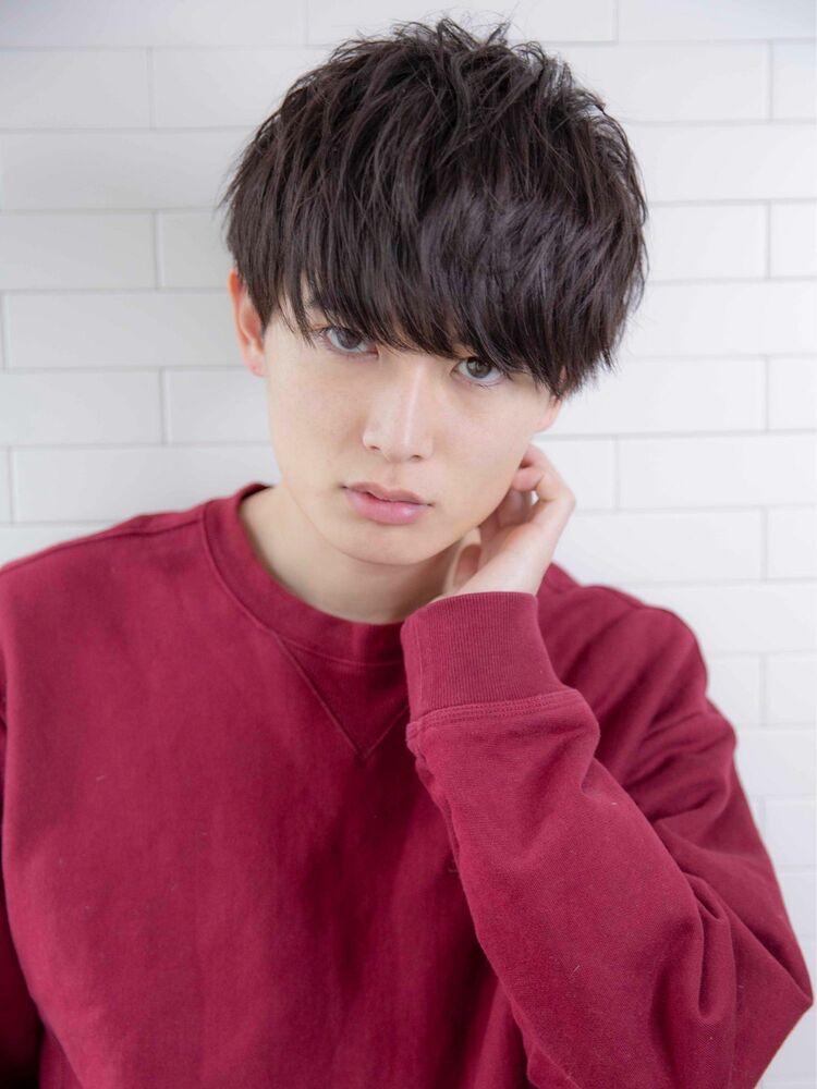 【小久保MEN'S HAIR】王道シルバーカラーサイドグラデーション