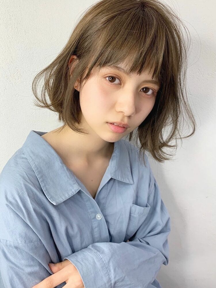 Lila by afloat吉祥寺より2分/立野克弥/切りっぱなし、外はね、レイヤーBob