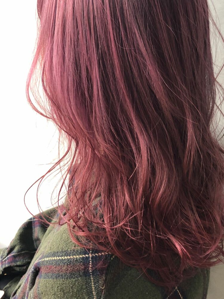 〇●berry pink●〇