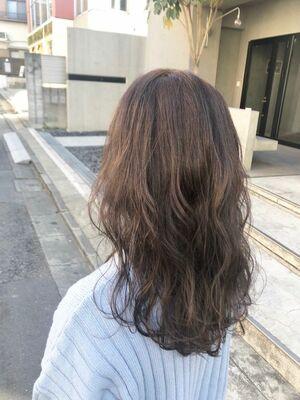 ●○透け感カラー ○●