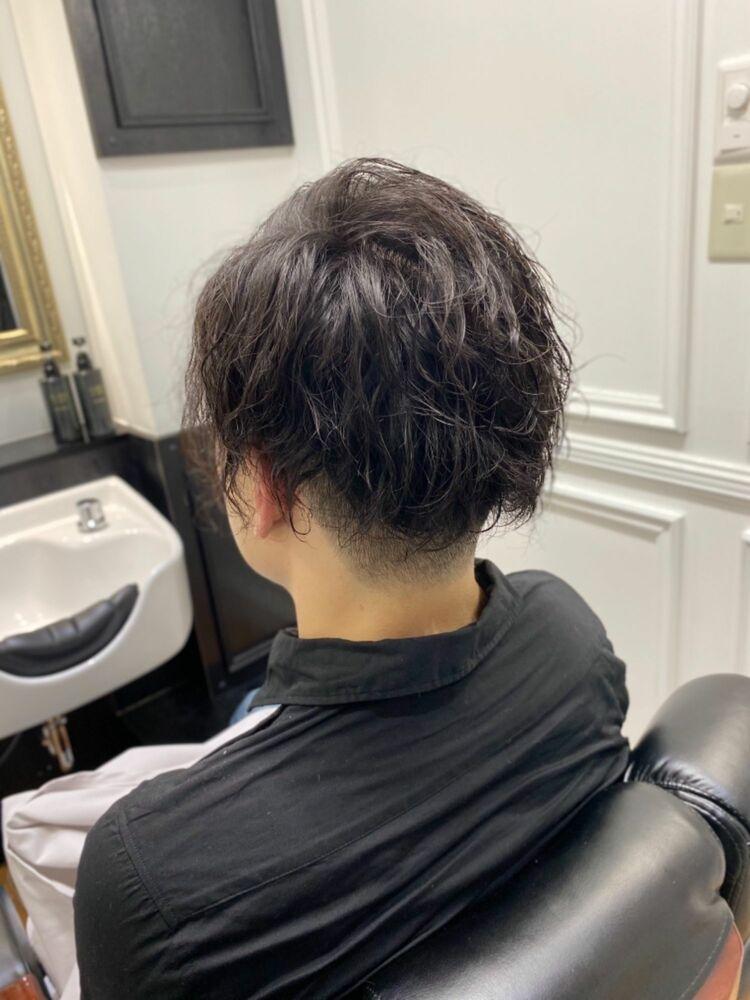 大門 浜松町 THE FADE 髪質改善パーマ