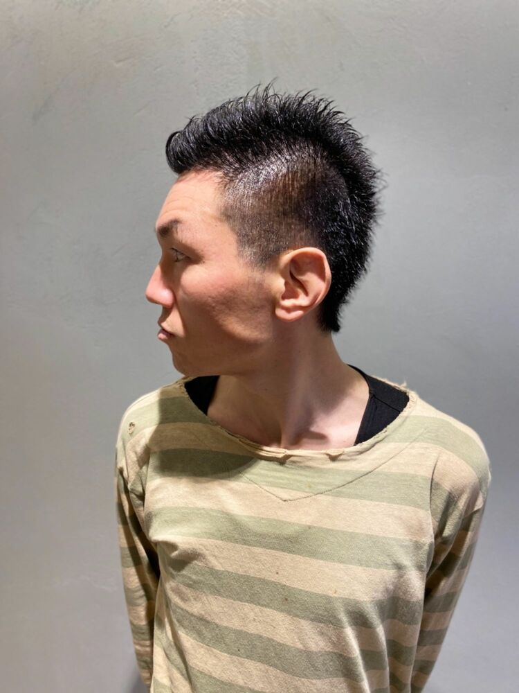 中田風ベリーショート