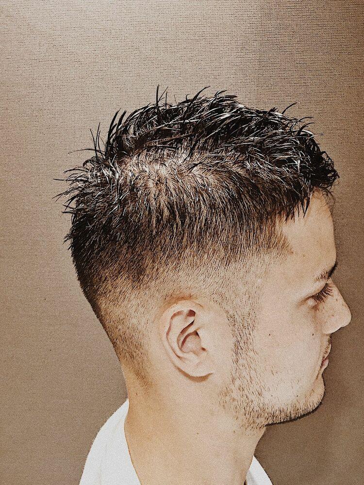髪質改善ベリーショート