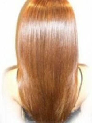 生まれつきのクセ毛の髪質も『艶やかに美しく』《素髪》生まれ変わる!