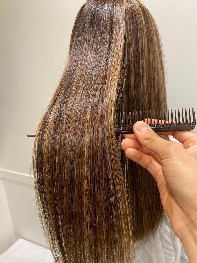 髪質改善トリートメント✨