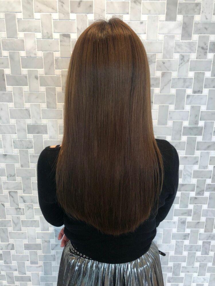 MINX銀座二丁目店 店長 徳永利彦『髪質改善 サイエンスアクア』