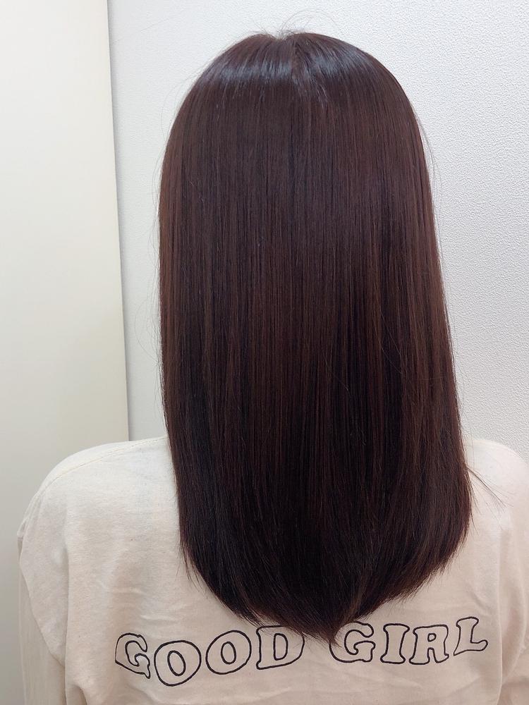 髪質改善!シームレス