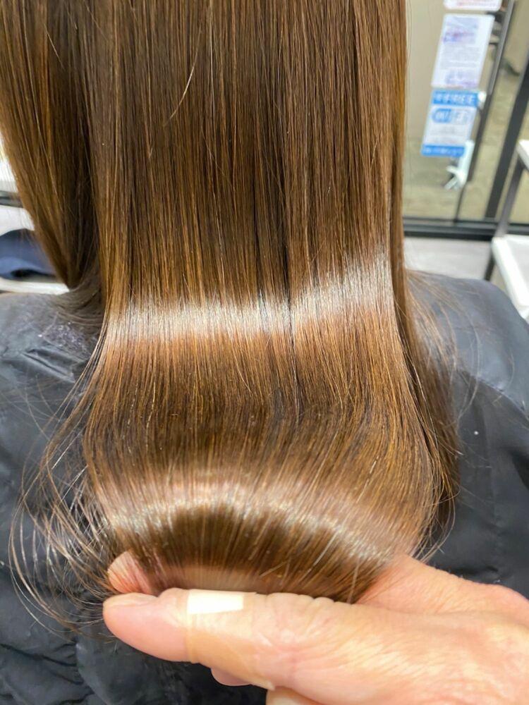 資生堂 酸熱トリートメント 髪質改善サブリミック