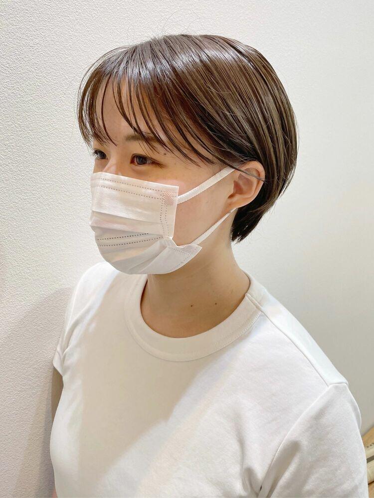 GoofyTokyo銀座/ミニマムショート/渋谷トモヒロ/カットが得意/カットが人気