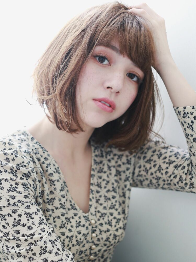 【GoofyTokyo銀座/渋谷トモヒロ】ボブ/ワンレンボブ/外ハネボブ