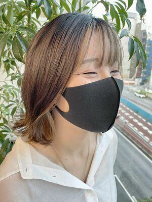 【GoofyTokyo銀座/渋谷トモヒロ】フェイスフレーミング/ミストバング