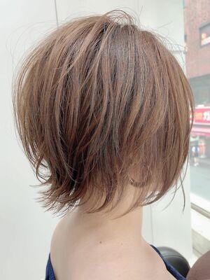 ☆フェザーショートボブ☆