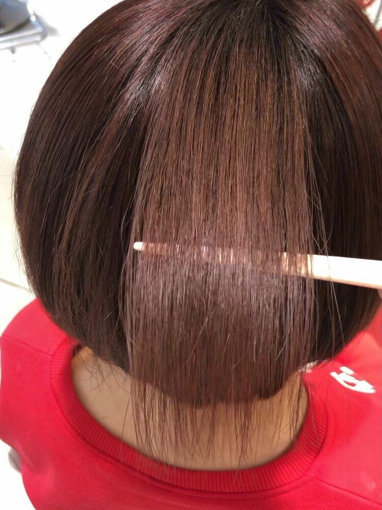 新髪質改善《プレミアムストレート✨》