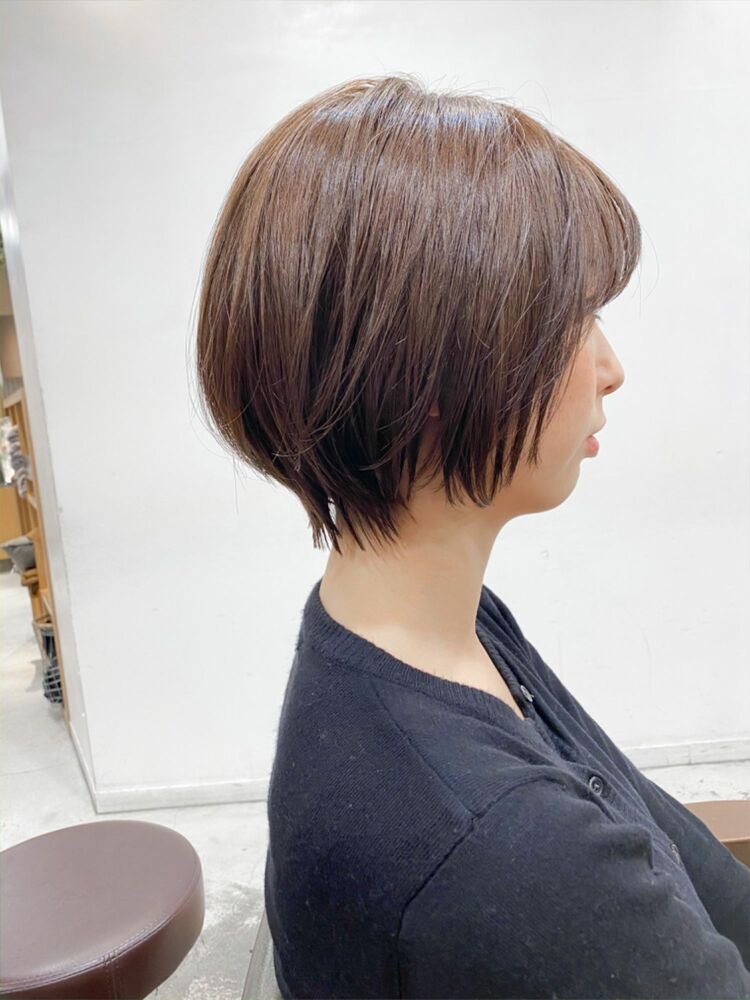 GARDEN 塩見勇 ショート ショートヘア