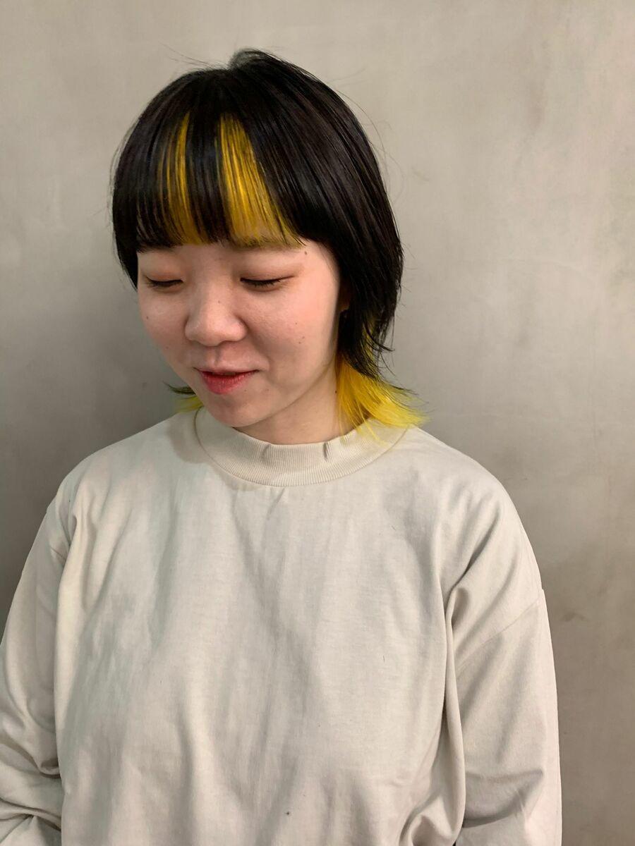 LIM+LIM 春夏カラー ハニーイエロー🍯