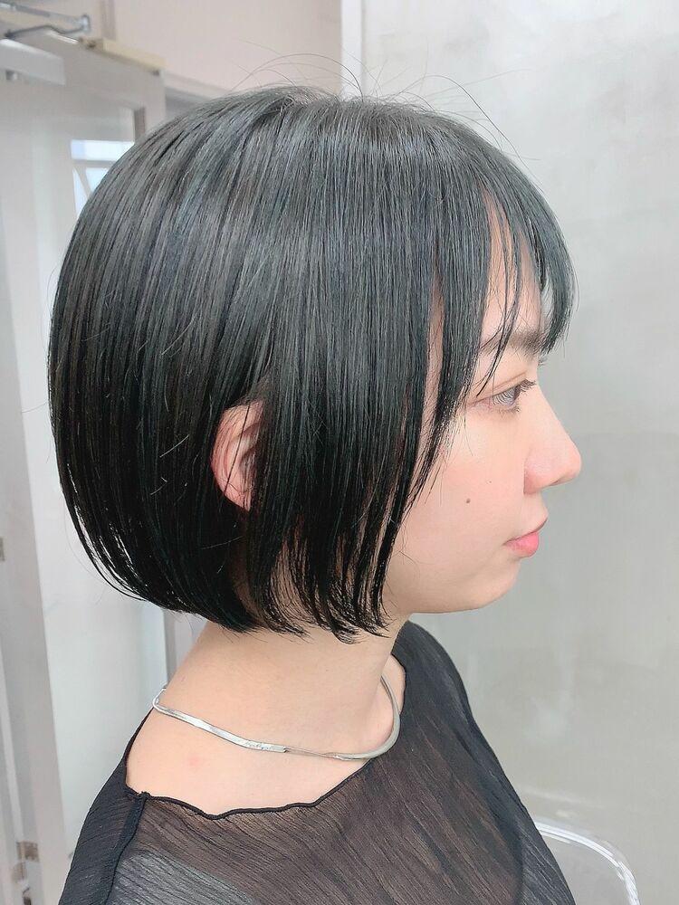 表参道/VIE/涼佳◎ミニボブ◎