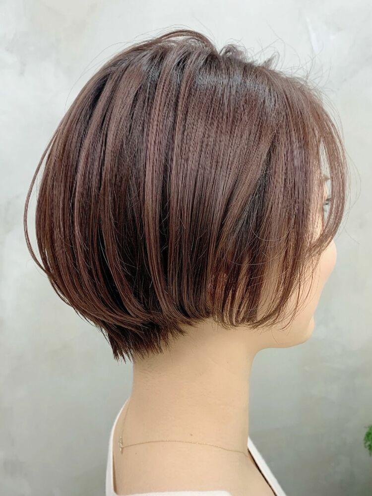 表参道/VIE/涼佳◎カットが上手い◎似合わせショートヘア