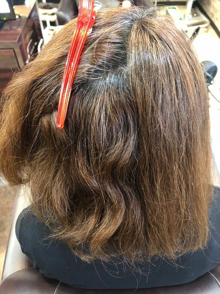 縮毛髪質改善トリートメント×93%自然由来AVEDAカラー✨白髪も明るく染めるAVEDAとは?🌱