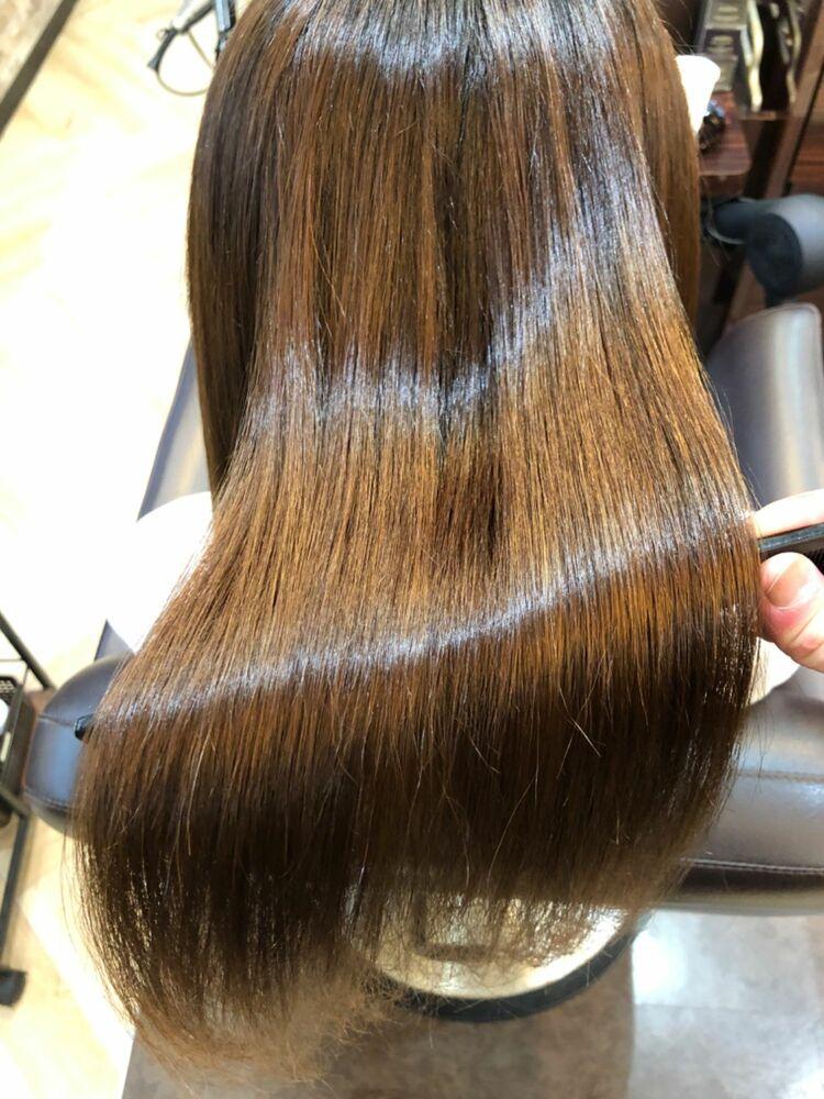 資生堂サロンソリューション9ステップ髪質改善トリートメント✨注目成分!グリオキシル酸とは!?