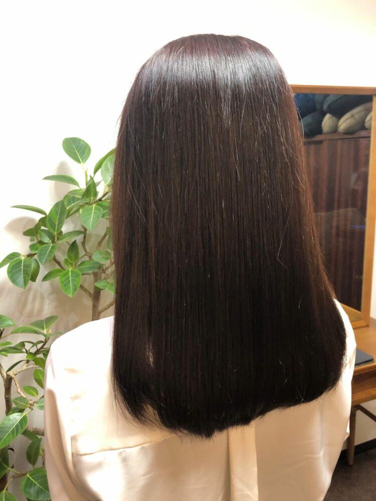 誰もが羨む美髪艶ヘアー^_^髪質改善トリートメント!!
