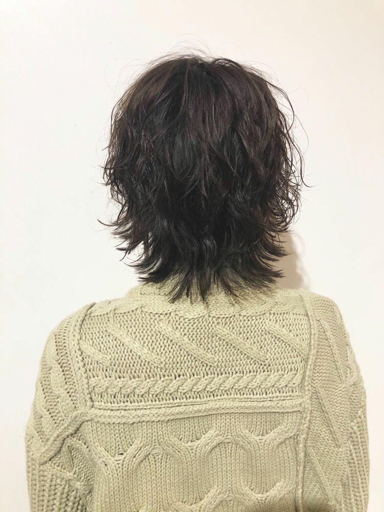 町田駅徒歩5分/ウルフ×ショートマッシュベース