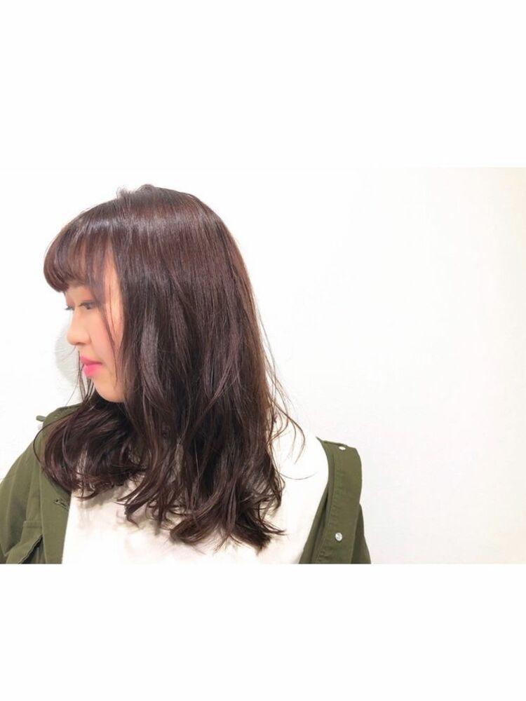 ピンクブラウン🎀×🍫  赤澤みなみ インスタ☞@minami_honey