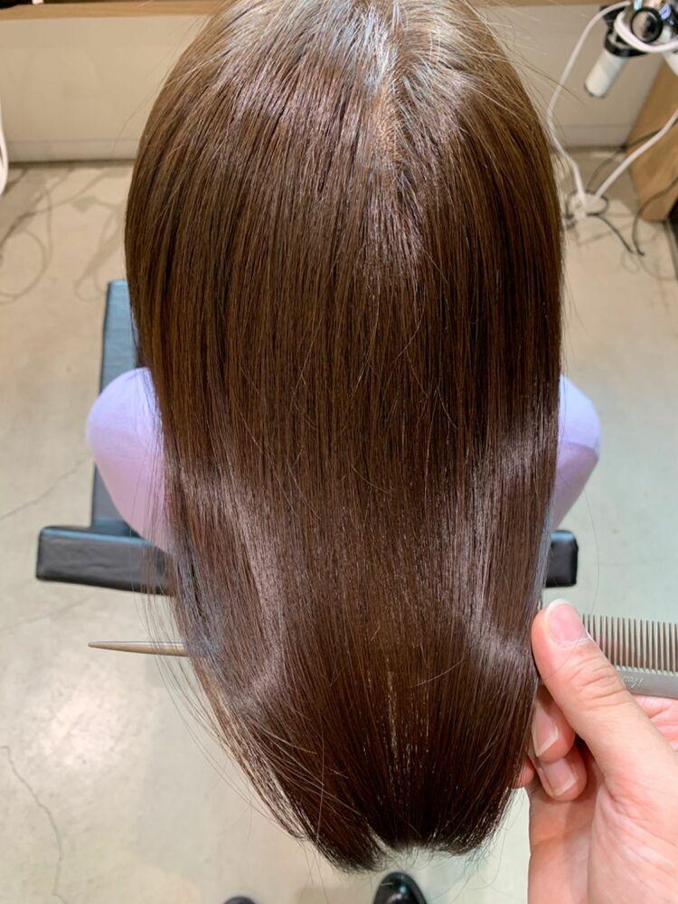 池袋エリア人気1位!ケーツー池袋髪質改善開発サロンだから!20代30代40代に高支持(^^)