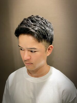 数原龍友(GENERATIONS)風ショートスタイル