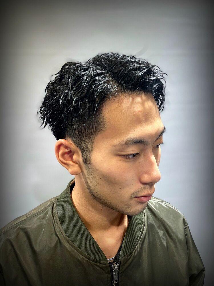 ⚡️大人のエロ髪パーマ⚡️