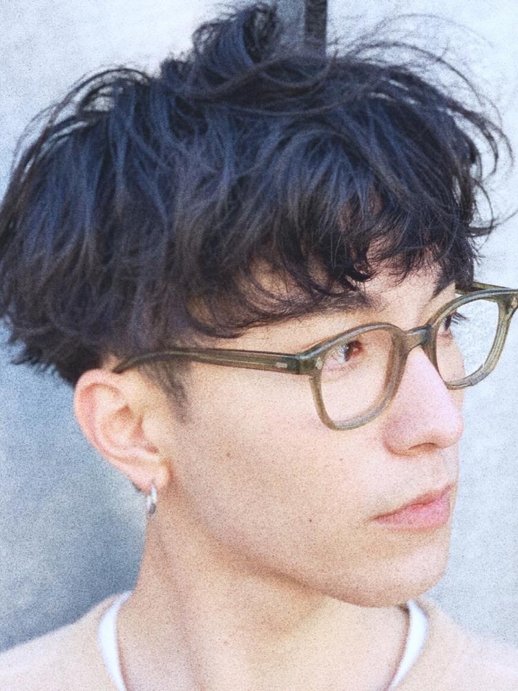 長めの前髪好きだけど正直邪魔って方、これくらいはいかが??atLAV by Belle 小林裕司