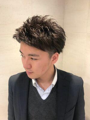 人気No.1ビジネスマンスタイル