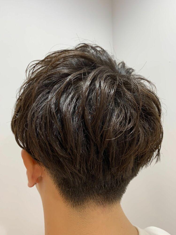 マッシュヘアーをお求めならこちらまで💁♂️