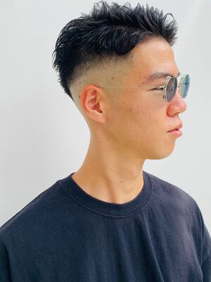 U-REALM新屋 メンズにオススメ☆ベリーショートヘア