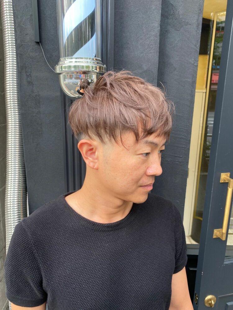 一人一人の骨格に合わせたフェードカット。似合わせNo.1スタイリスト!GROOMER/S TOKYO