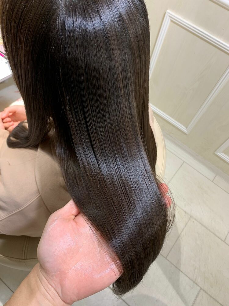 ☆超話題☆髪質改善サイエンスアクアトリートメントで、自分上最高の艶髪へ⭐︎髪質改善システムプラン⭐︎