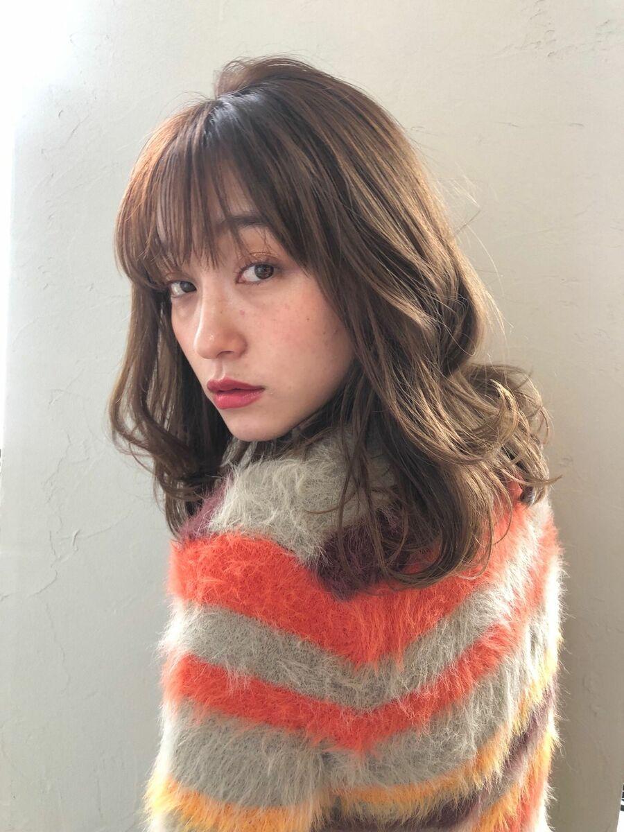 joemi by unami 新宿/手嶋紗耶/大人可愛いまとまりヘア