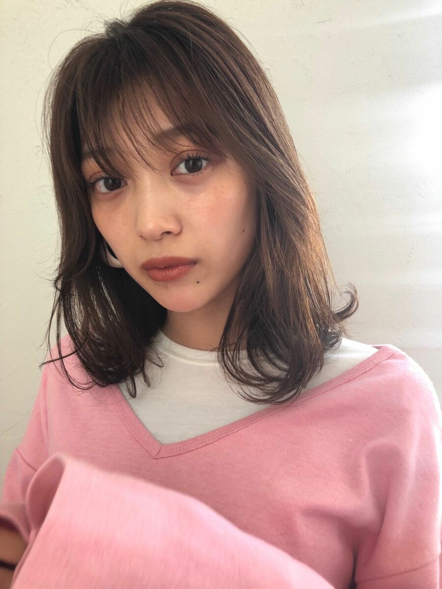 joemi by unami 新宿/手嶋紗耶/大人可愛いニュアンスレイヤー