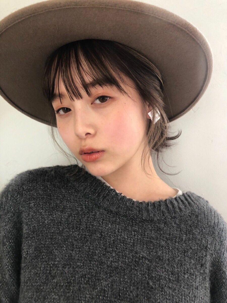joemi by unami 新宿/手嶋紗耶/簡単ゆるっとひとつ結び☆