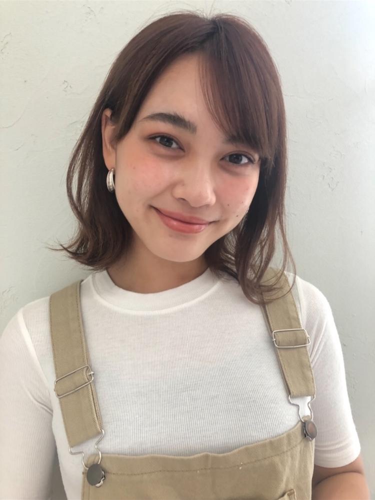 joemi by unami 新宿/手嶋紗耶/カジュアルくびれレイヤーミディアム