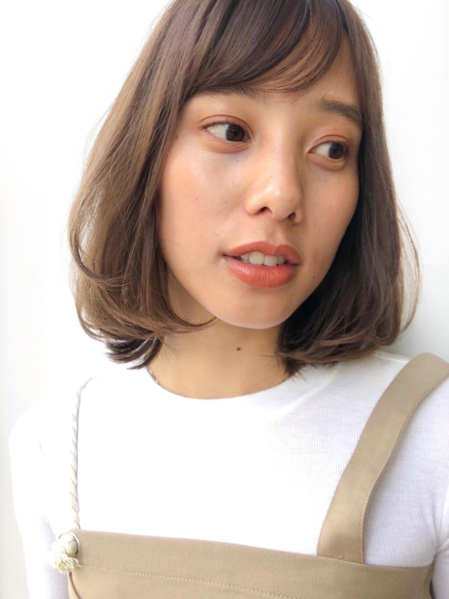 joemi by unami 新宿/手嶋紗耶/乾かすだけで可愛いボブパーマ