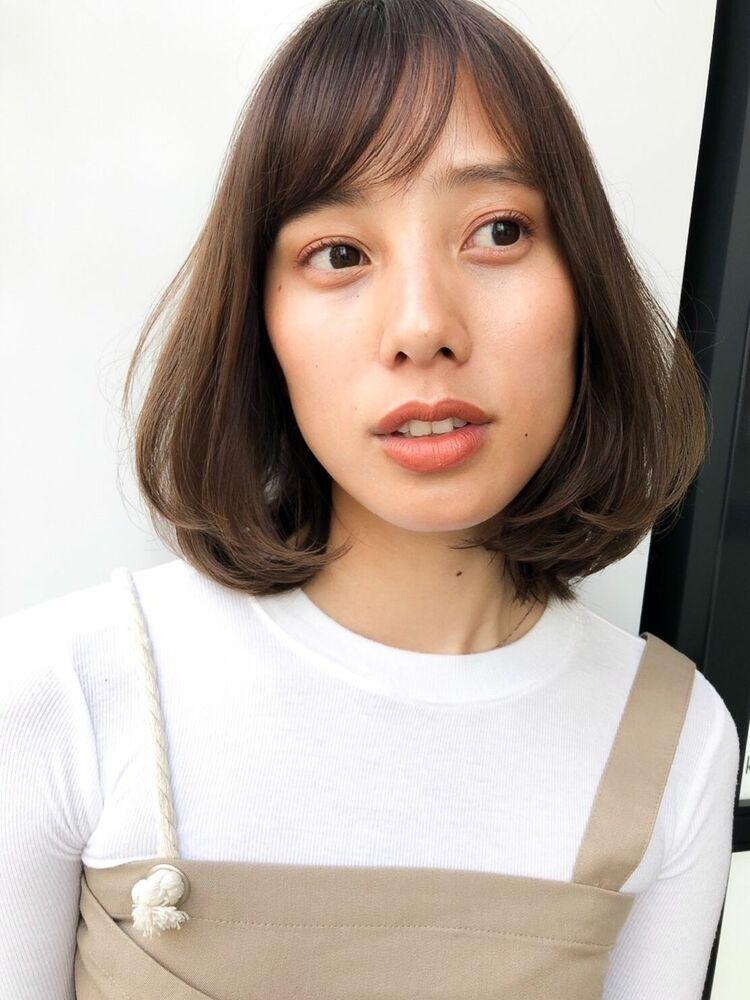 joemi by unami 新宿/手嶋紗耶/乾かすだけで可愛いワンカールボブ☆