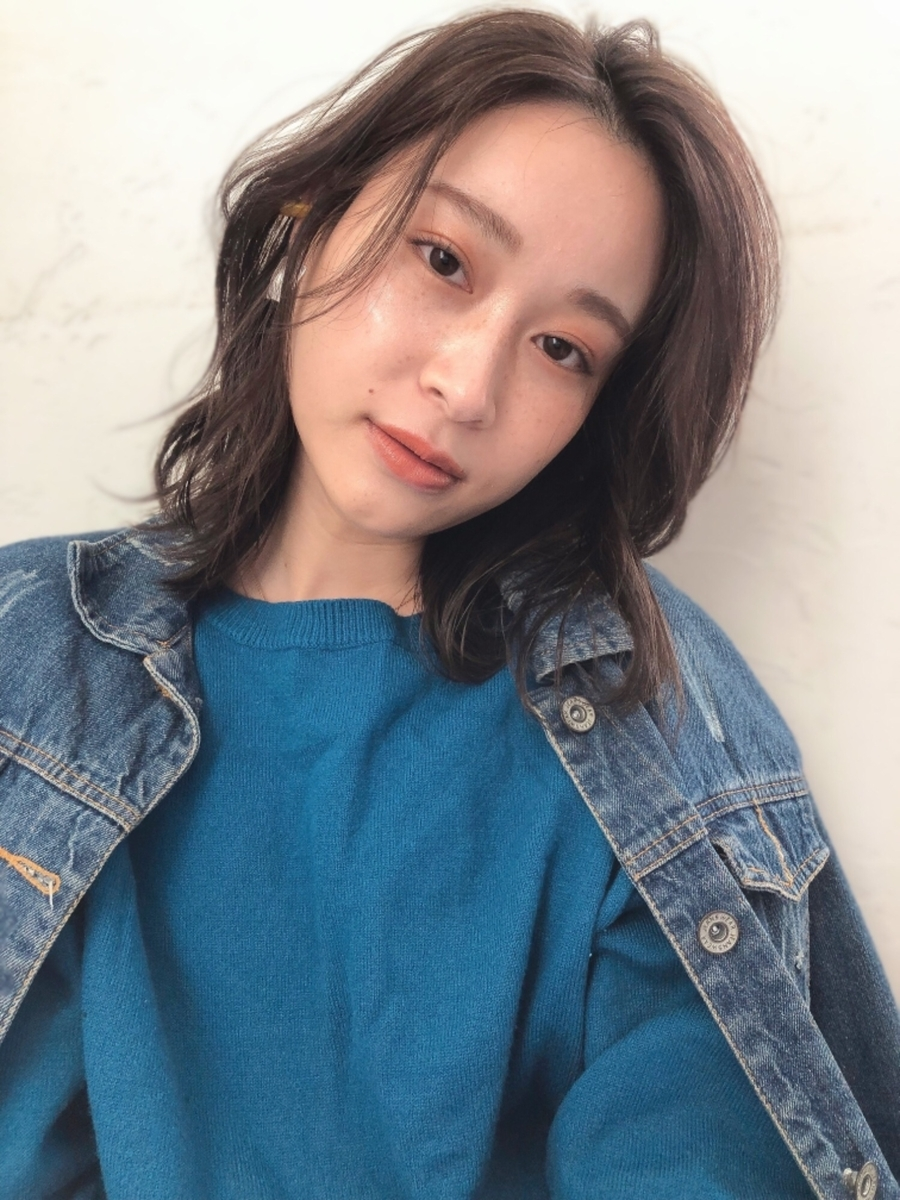 joemi by unami  新宿/手嶋紗耶 /ナチュラルレイヤーミディアム
