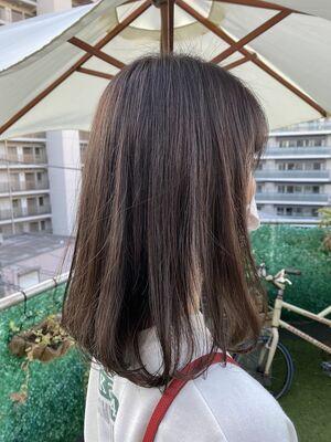【髪質にお悩みの方】髪質改善でサラサラに/YARD藤沢/濱田裕樹