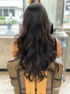 人気のコアミートリートメントで美しい髪