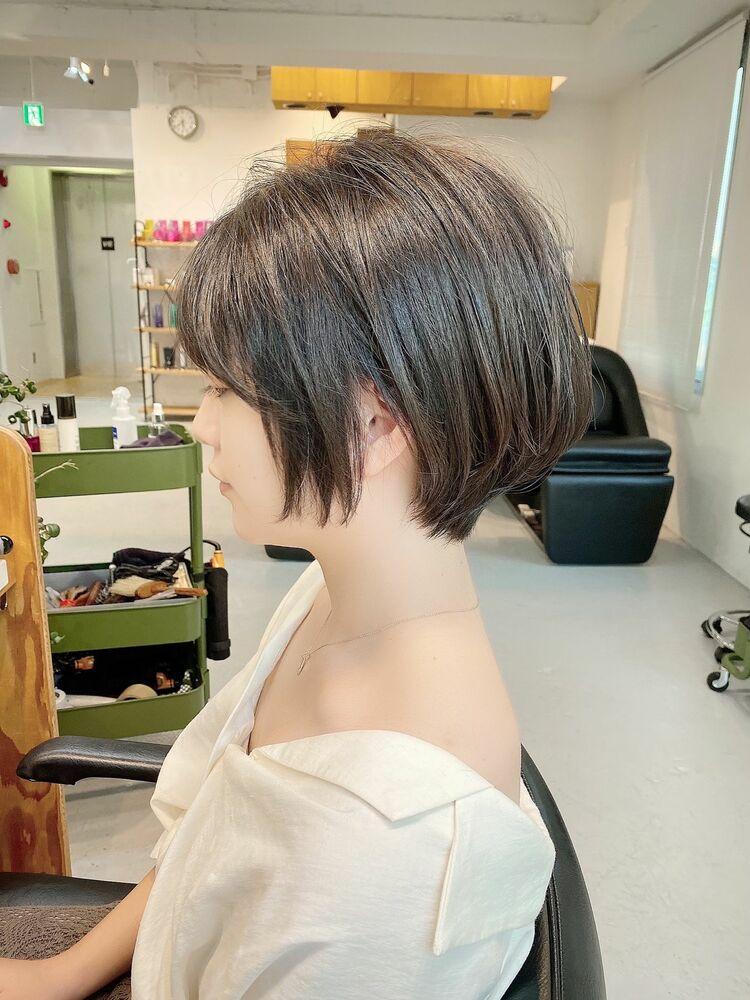 VIE石田康博 ショートが得意 ショートカットが上手い美容師