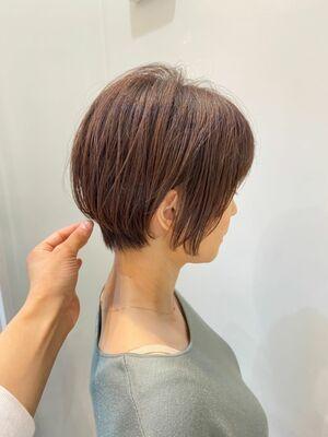 VIE石田康博 ショートが上手い ショートが得意な美容師