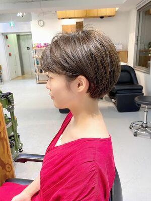 VIE石田康博 ショートが得意な美容師