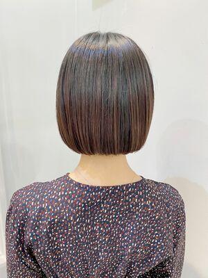 VIE石田康博 ボブが得意 ボブ上手い美容師