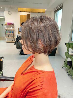 VIE石田康博 カットが上手い カットが得意 ショートが得意 ショートが上手い美容師