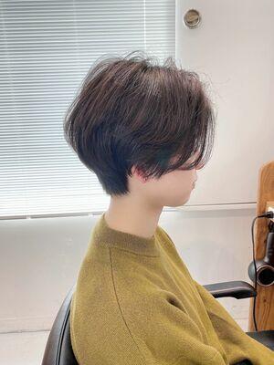 VIE石田康博 ショートが得意 ショートが上手い美容師